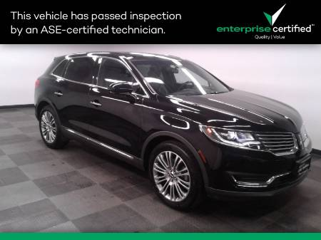 2018 Lincoln Lincoln MKX Reserve AWD