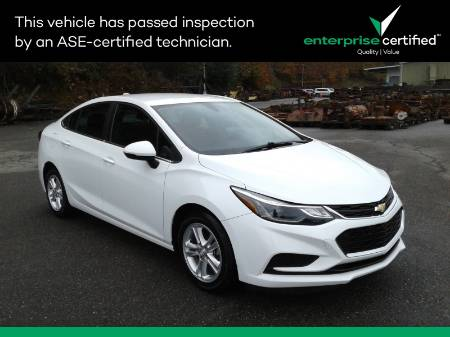 2018 Chevrolet Cruze 4DR Sedan 1.4L LT w/1SD