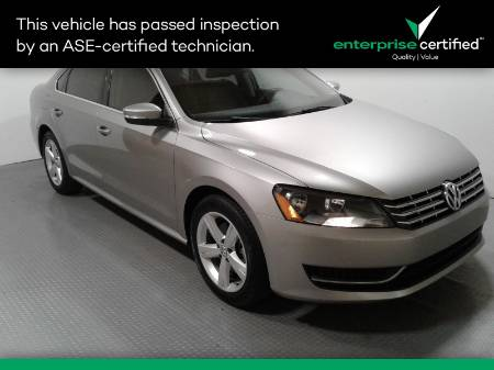 2013 Volkswagen Passat 4DR Sedan 2.0L Manual TDI SE