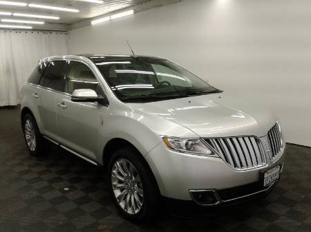 2015 Lincoln Lincoln MKX AWD 4DR