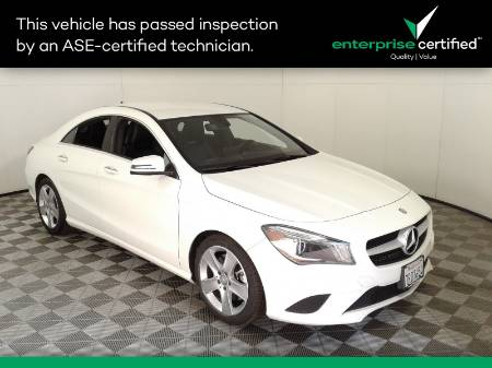 2016 Mercedes-Benz CLA 4dr Coupe CLA 250 4MATIC®
