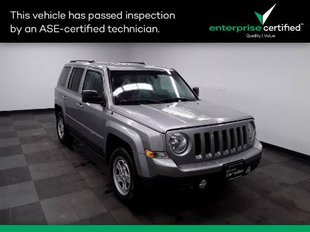 2016 Jeep Patriot 4WD 4DR Sport