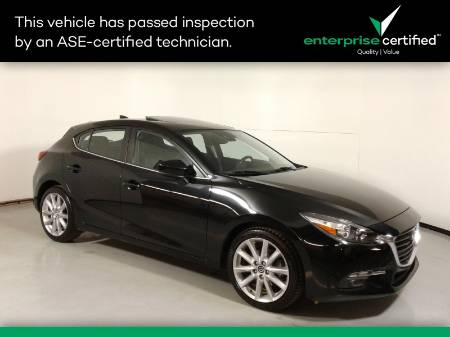 2017 Mazda Mazda3 5-Door Grand Touring Manual