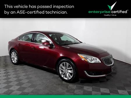 2016 Buick Regal 4DR Sedan Premium II FWD