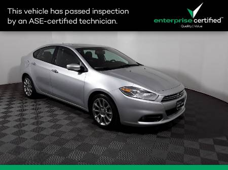2013 Dodge Dart 4DR Sedan Limited