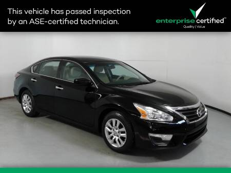 2015 Nissan Altima 4DR Sedan I4 2.5 S