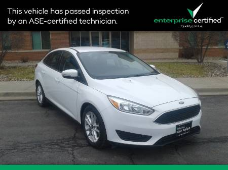 2015 Ford Focus 4DR Sedan SE