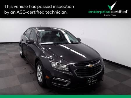 2016 Chevrolet Cruze Limited 4DR Sedan Auto LT w/1LT