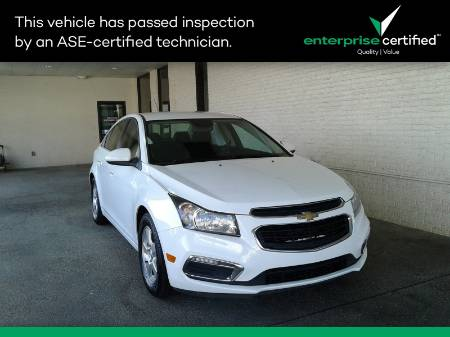 2016 Chevrolet Cruze Limited LT 4DR Sedan