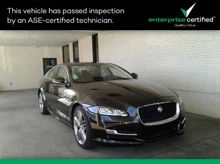 2016 Jaguar XJ 4DR Sedan Supercharged RWD