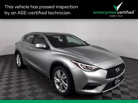 2018 Infiniti QX30 Luxury FWD