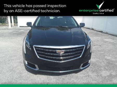2018 Cadillac XTS 4DR Sedan Luxury FWD