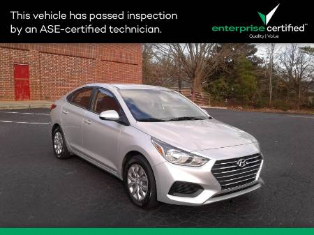 2019 Hyundai Accent SE Sedan Auto