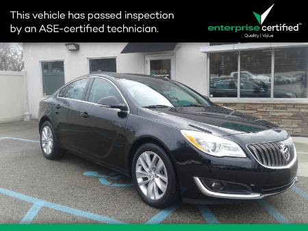 2016 Buick Regal 4DR Sedan FWD