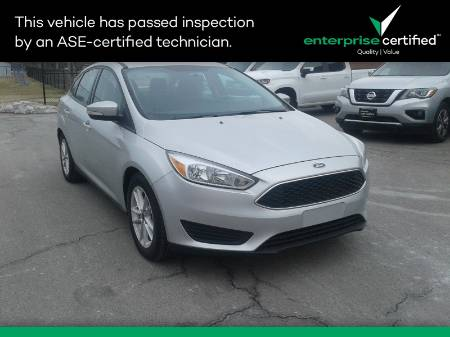 2016 Ford Focus 4DR Sedan SE