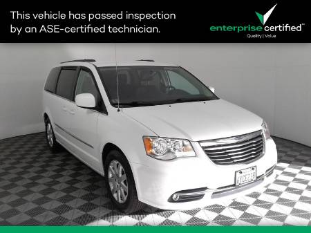 2016 Chrysler Town & Country 4DR Wagon Touring