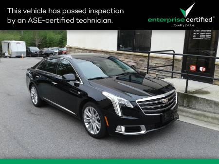 2019 Cadillac XTS 4DR Sedan Luxury FWD
