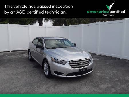 2015 Ford Taurus 4DR Sedan SE FWD