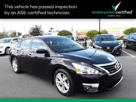 2015 Nissan Altima 2.5 SV 4DR Sedan I4