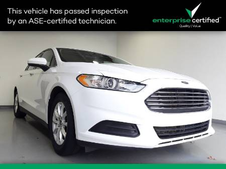 2016 Ford Fusion 4DR Sedan S FWD