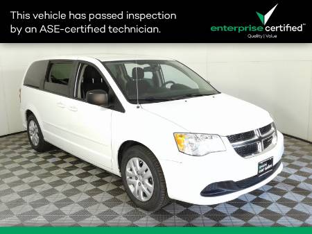 2015 Dodge Grand Caravan 4DR Wagon SE