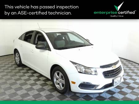 2016 Chevrolet Cruze Limited 4DR Sedan MAN LS