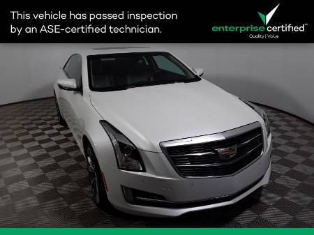 2017 Cadillac ATS Coupe Luxury AWD 2DR Coupe