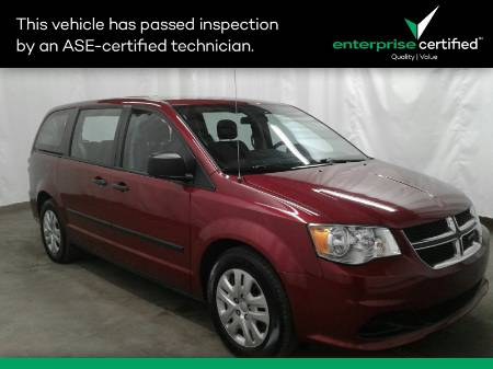 2016 Dodge Grand Caravan 4DR Wagon American Value Pkg