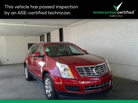 2016 Cadillac SRX Luxury Collection FWD 4DR