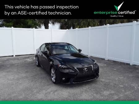2016 Lexus IS 350 4DR Sedan RWD