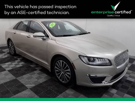 2017 Lincoln Lincoln MKZ Select AWD