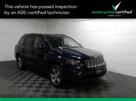 2017 Jeep Compass High Altitude 4X4 *LTD Avail*