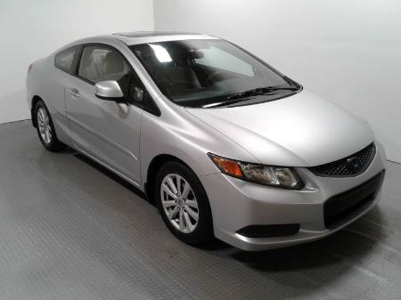 2012 Honda Civic Coupe EX 2DR Auto