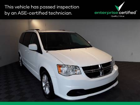 2015 Dodge Grand Caravan 4DR Wagon SXT
