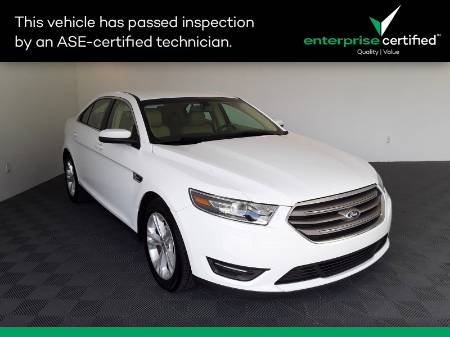 2016 Ford Taurus 4DR Sedan SEL FWD