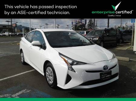 2016 Toyota Prius 5DR HB Two