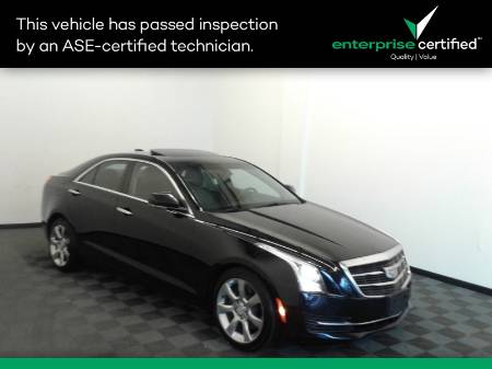 2015 Cadillac ATS Sedan Luxury RWD 4DR Sedan