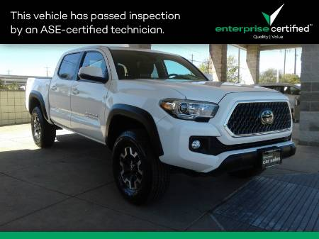 2019 Toyota Tacoma 2WD TRD OFF Road Double Cab 5' Bed V6 AT