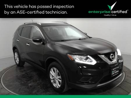 2015 Nissan Rogue SV AWD 4DR