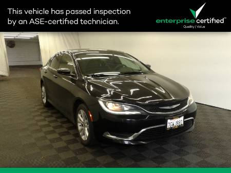 2015 Chrysler 200 4DR Sedan Limited FWD