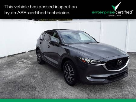 2017 Mazda Mazda CX-5 Grand Touring FWD