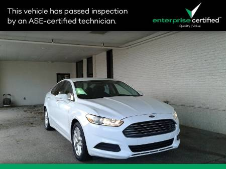 2016 Ford Fusion 4DR Sedan SE FWD