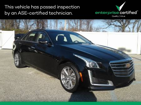 2019 Cadillac CTS Sedan 4DR Sedan 3.6L Luxury RWD