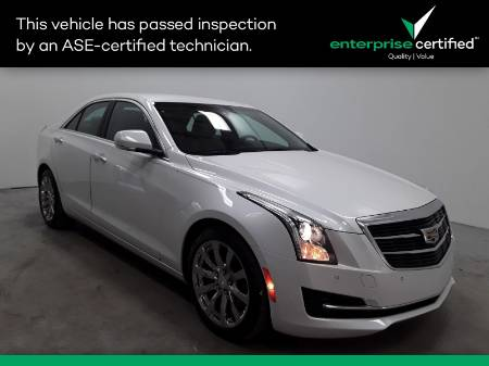 2017 Cadillac ATS Sedan 4DR Sedan 2.0L Luxury RWD