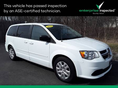 2016 Dodge Grand Caravan 4DR Wagon SE
