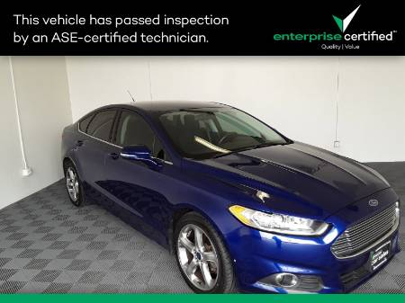 2015 Ford Fusion 4DR Sedan SE FWD