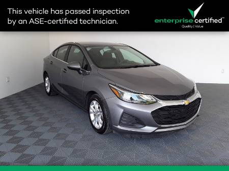 2019 Chevrolet Cruze 4DR Sedan LT