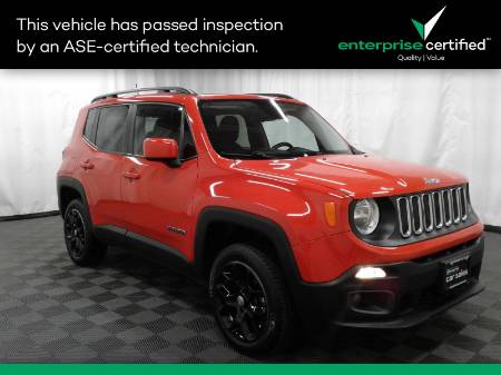 2016 Jeep Renegade Latitude 4WD 4DR