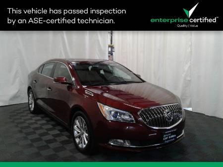 2015 Buick LaCrosse 4DR Sedan Leather FWD