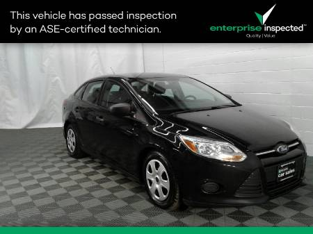 2014 Ford Focus 4DR Sedan S
